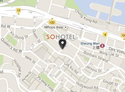 Hong Kong Boutique Hotel | Sohotel Hong Kong Google Map Hk on google map taiwan, google map singapore, google map kowloon tong, google map ne, google map china, google map kowloon hong kong, google map br,